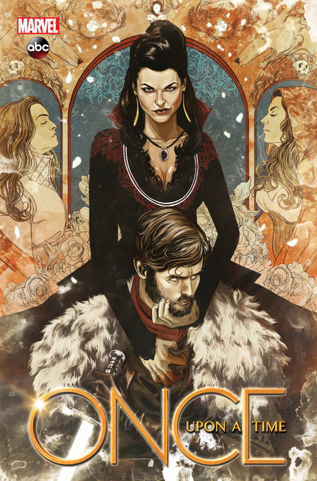 Once Upon A Time Premium HC Shadow of The Queen