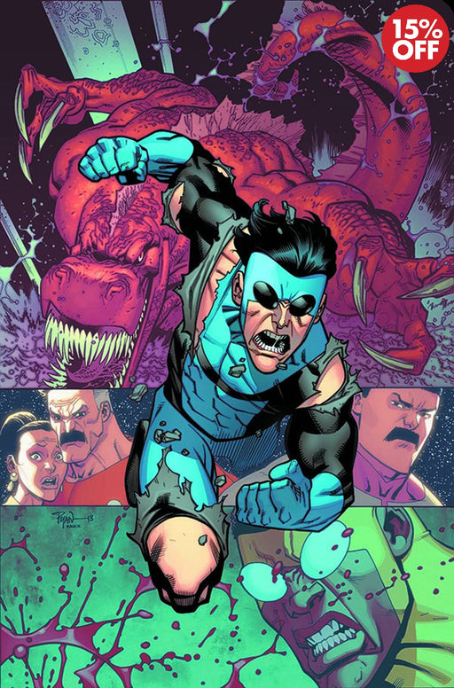 Invincible Vol 18: Death of Everyone