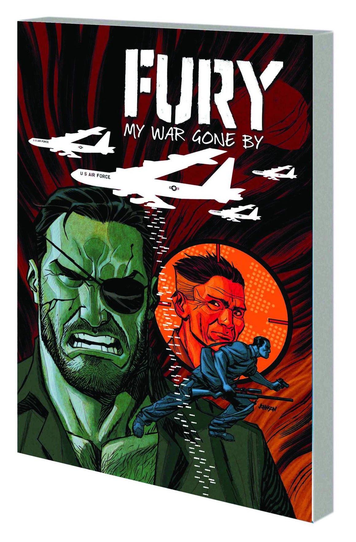 FURY MAX TP VOL 02 MY WAR GONE BY MARVEL COMICS