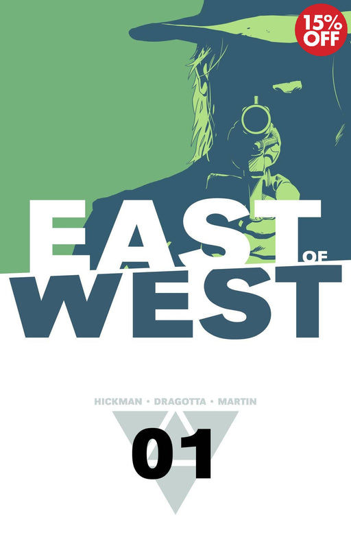 East of West Vol 01 The Promise