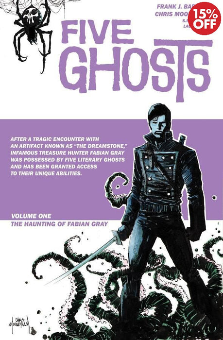 Five Ghost Vol 01 Haunting of Fabian Gray