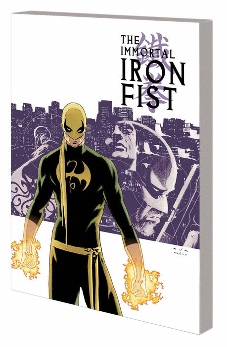 Immortal Iron Fist Complete Collection Vol 01