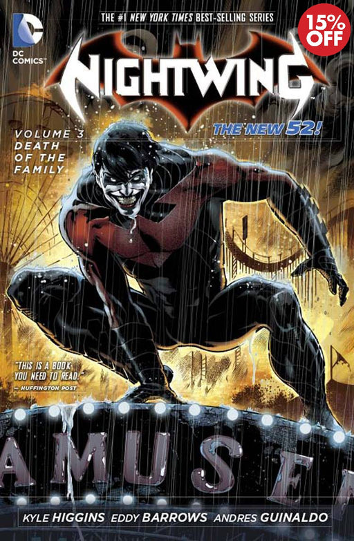 Nightwing Vol 03 Death of The Family
