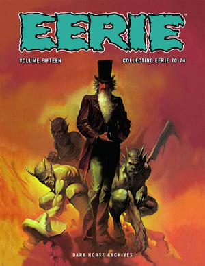 EERIE ARCHIVES HC VOL 15