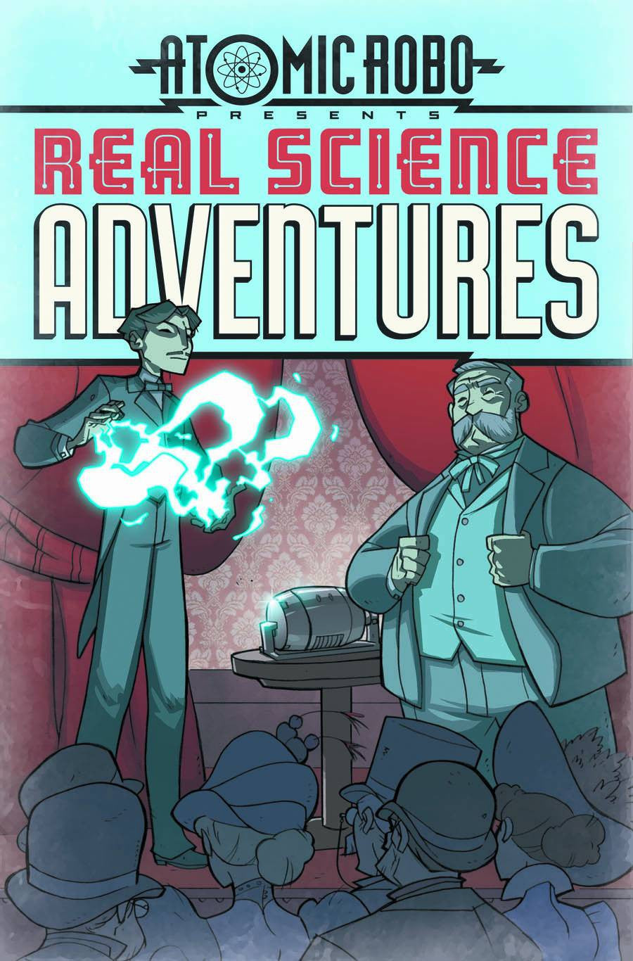 Atomic Robo Real Science Adventure Vol 02