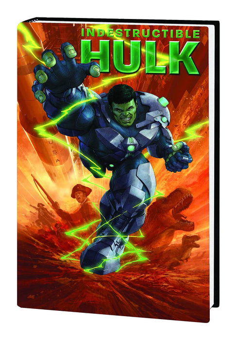 Indestructible Hulk Premium Vol 03 Smash Time