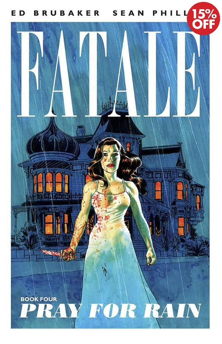 Fatale Vol 04 Pray For Rain