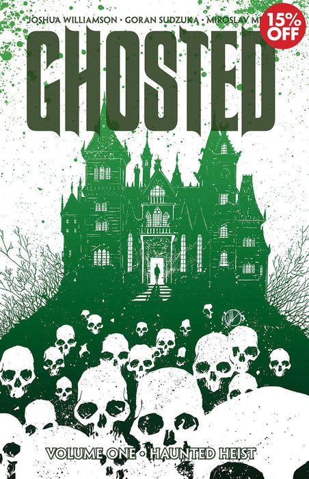 Ghosted Vol 01