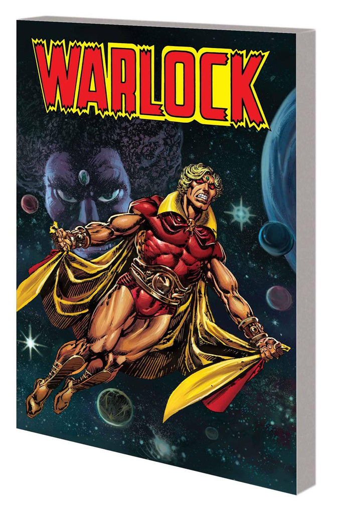 WARLOCK BY JIM STARLIN TP COMPLETE COLLECTION