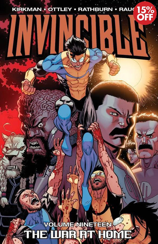 Invincible Vol 19: The War At Home