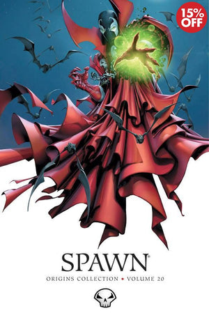 Spawn Origins Vol 20