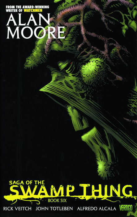 Saga of The Swamp Thing Book 06