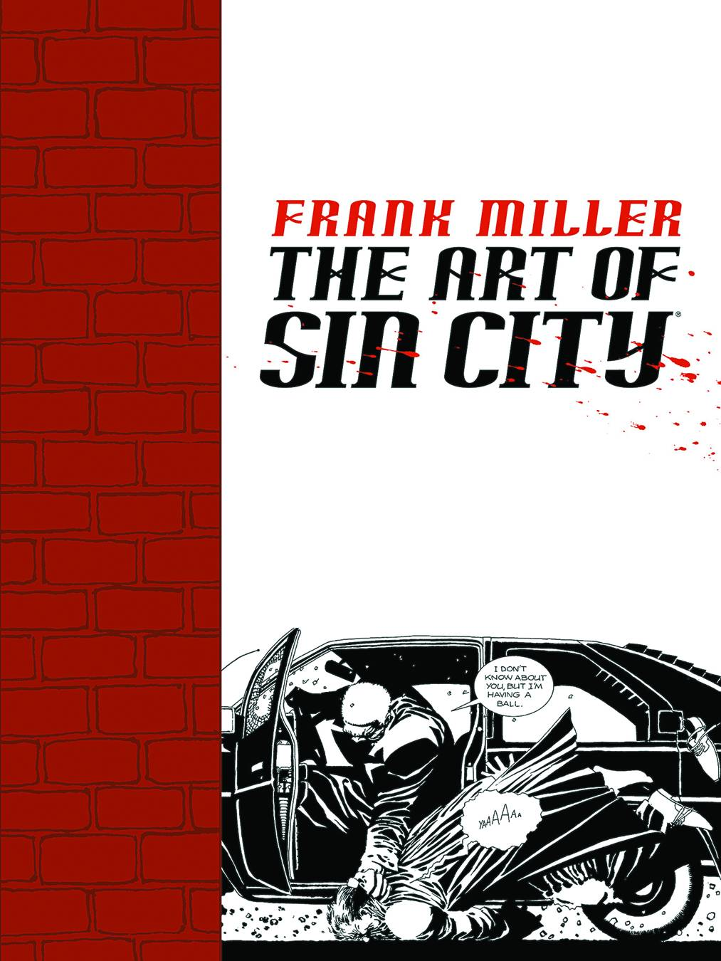 FRANK MILLER ART OF SIN CITY TP