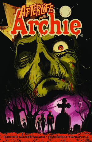 AFTERLIFE WITH ARCHIE TP VOL 01 ESCAPE FROM RIVERDALE