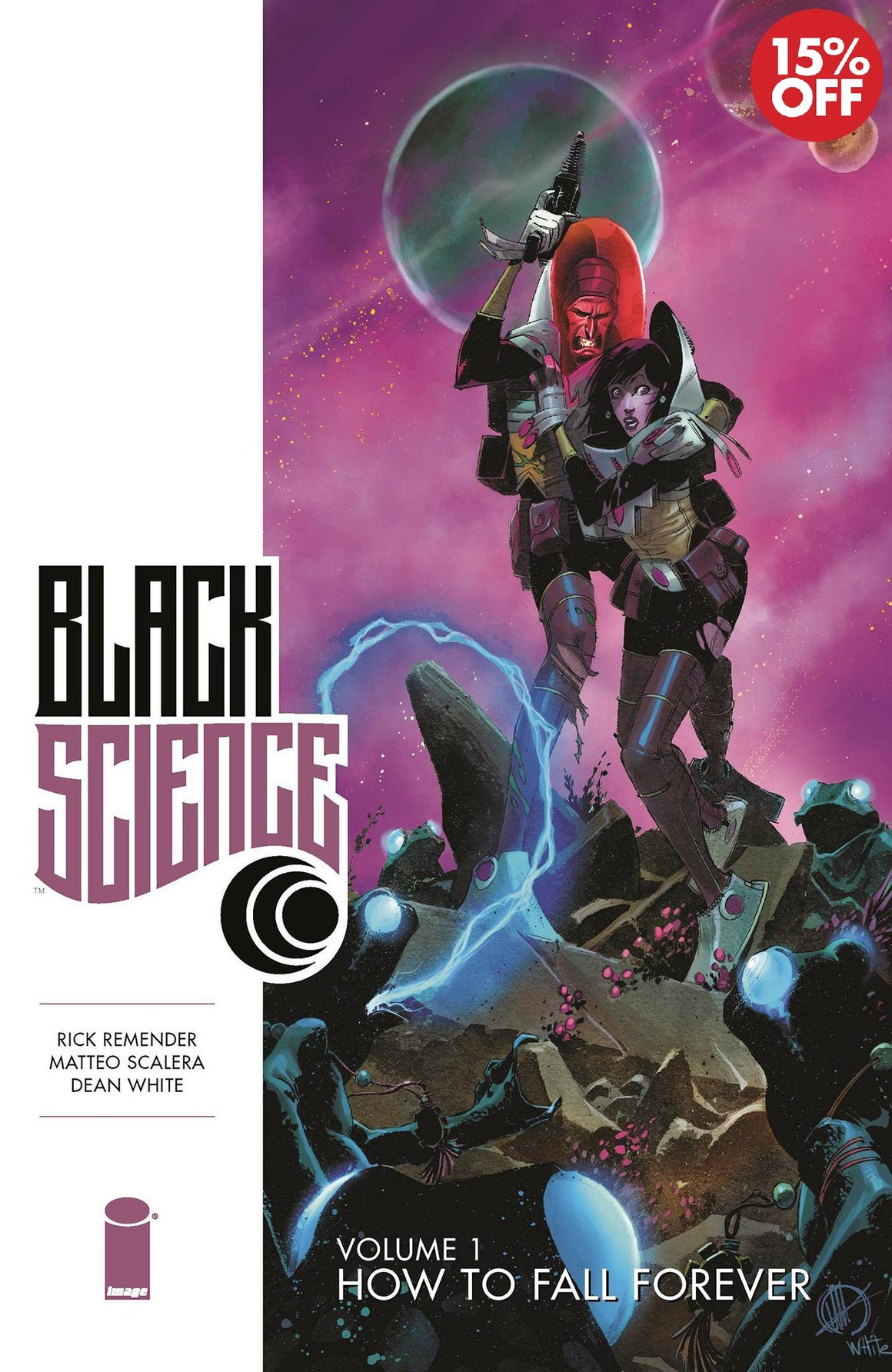 BLACK SCIENCE TP 01 HOW TO FALL FOREVER