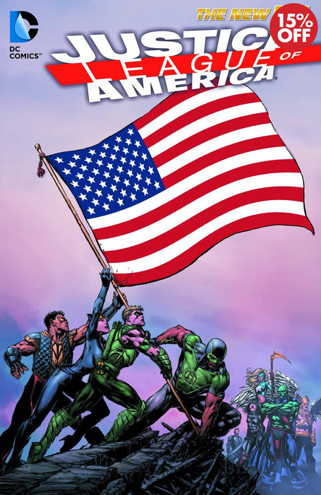 JUSTICE LEAGUE OF AMERICA TP VOL 01 DANGEROUS
