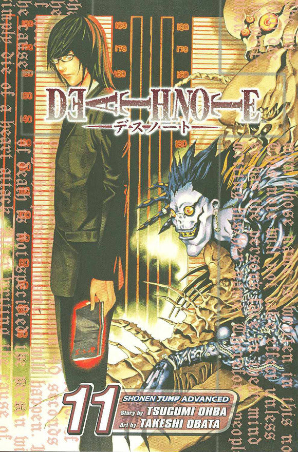 DEATH NOTE GN VOL 11
