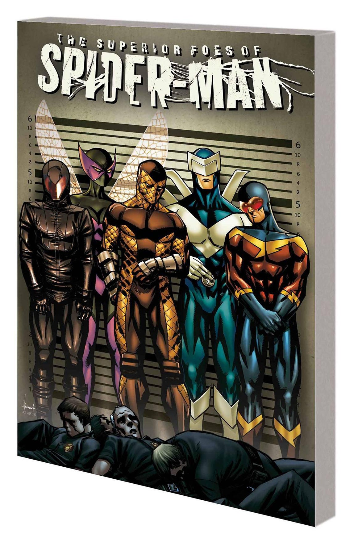 SUPERIOR FOES OF SPIDER-MAN TP VOL 02 CRIME CENTURY