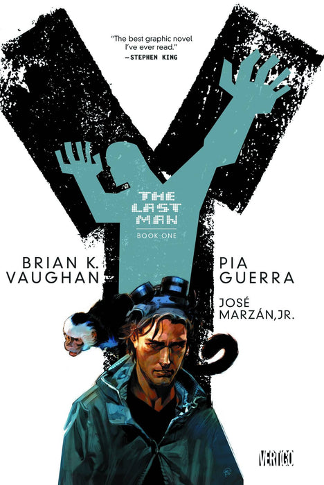Y The Last Man Book 01