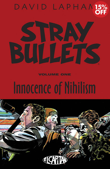 Stray Bullet Vol 1: Innocence of Nihilism