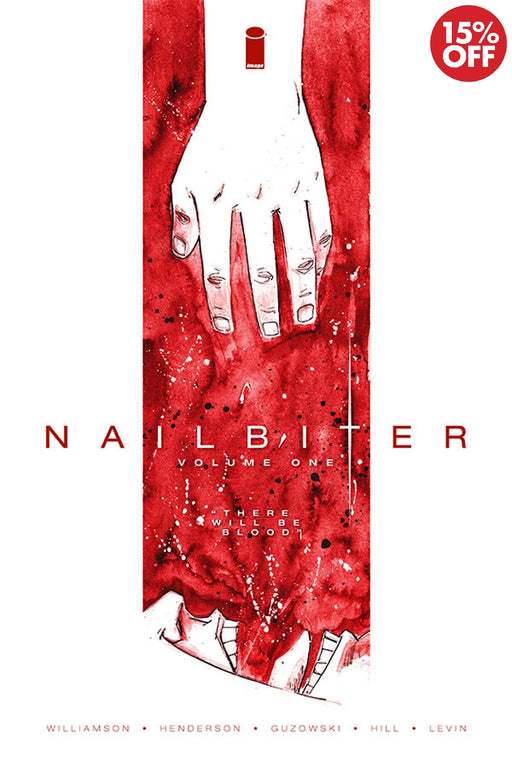 Nailbiter Vol 01 There Will Be Blood