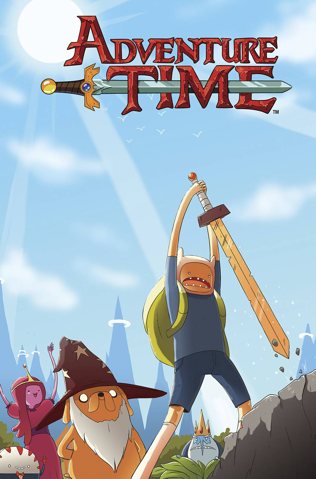 ADVENTURE TIME VOL 5