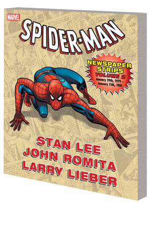SPIDER-MAN NEWSPAPER STRIPS TP VOL 02