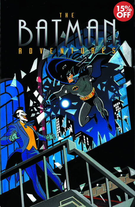 Batman Adventures Vol 01