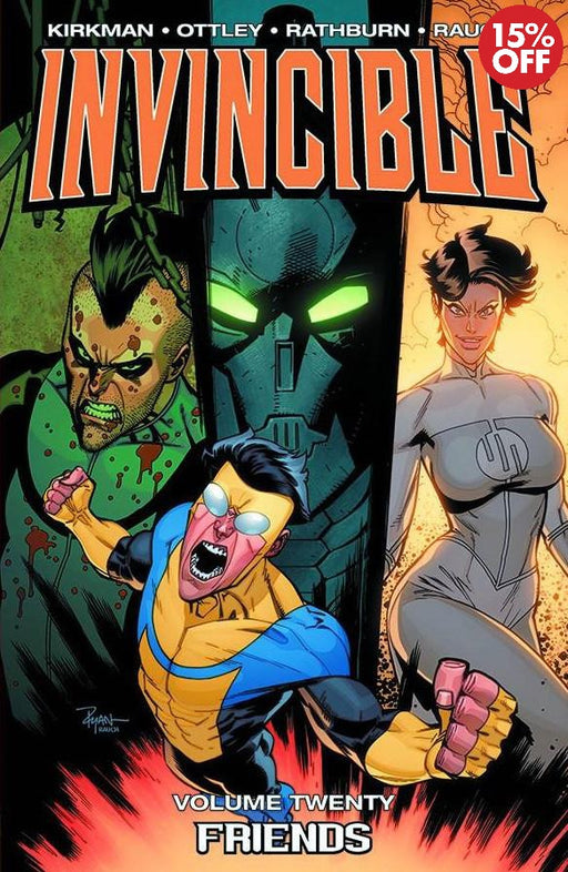Invincible Vol 20: Friends