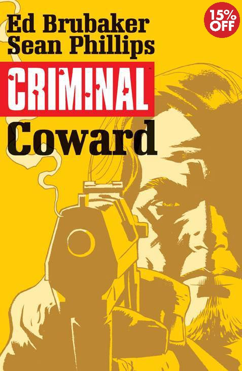 CRIMINAL TP VOL 01 COWARD