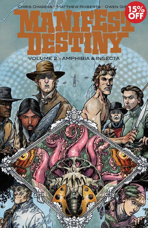 MANIFEST DESTINY TP VOL 02