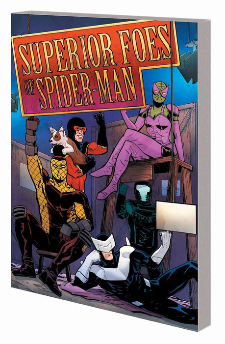 SUPERIOR FOES OF SPIDER-MAN TP VOL 03 GAME OVER