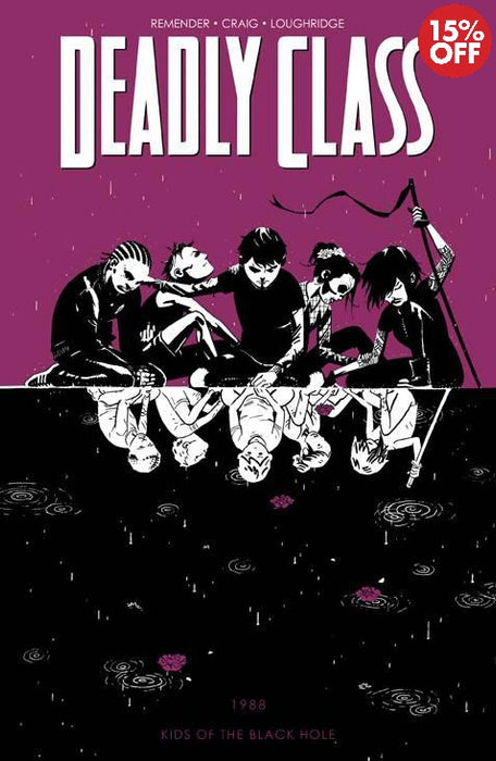 Deadly Class Vol 02 Kids of The Black Hole