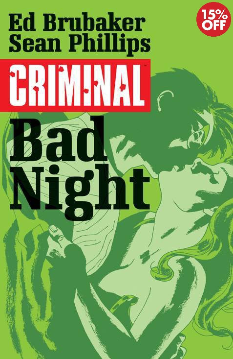 CRIMINAL TP VOL 04 BAD NIGHT