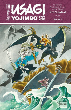 USAGI YOJIMBO SAGA TP VOL 03