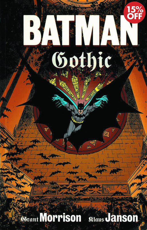 Batman Gothic Deluxe Edition