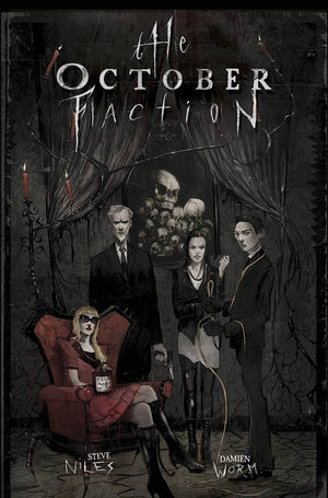 OCTOBER FACTION TP VOL 01