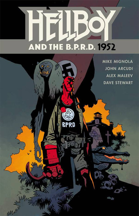 HELLBOY AND THE BPRD 1952 TP