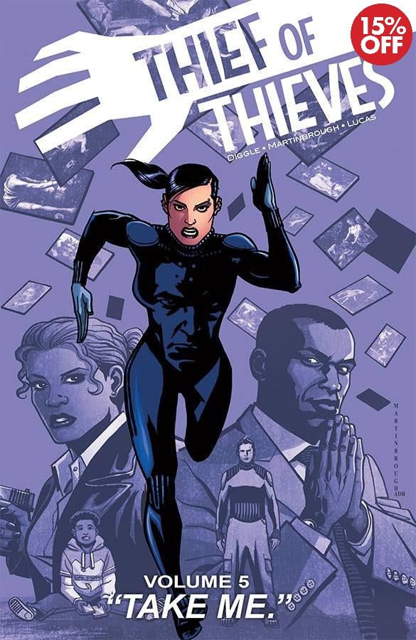 THIEF OF THIEVES TP VOL 05