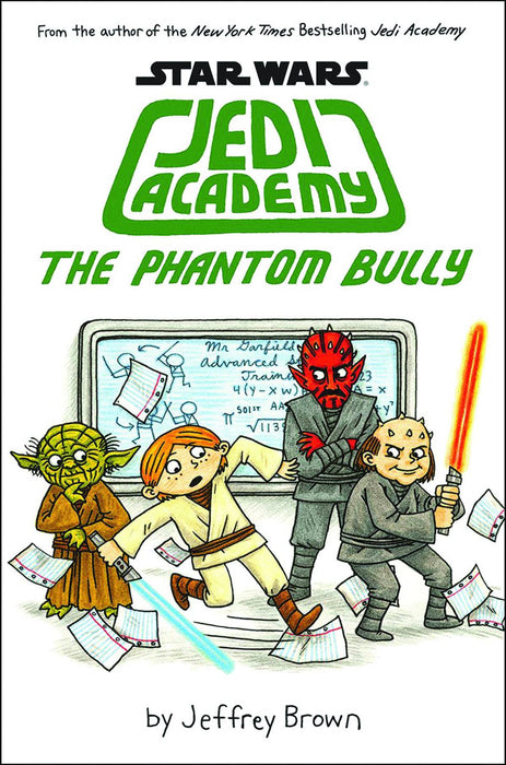 STAR WARS JEDI ACADEMY YR HC VOL 03 PHANTOM BULLY