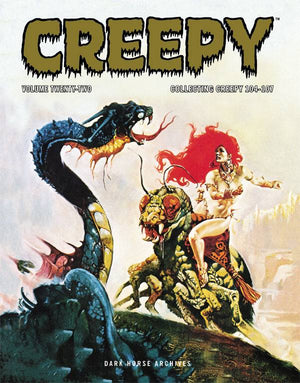 CREEPY ARCHIVES HC VOL 22