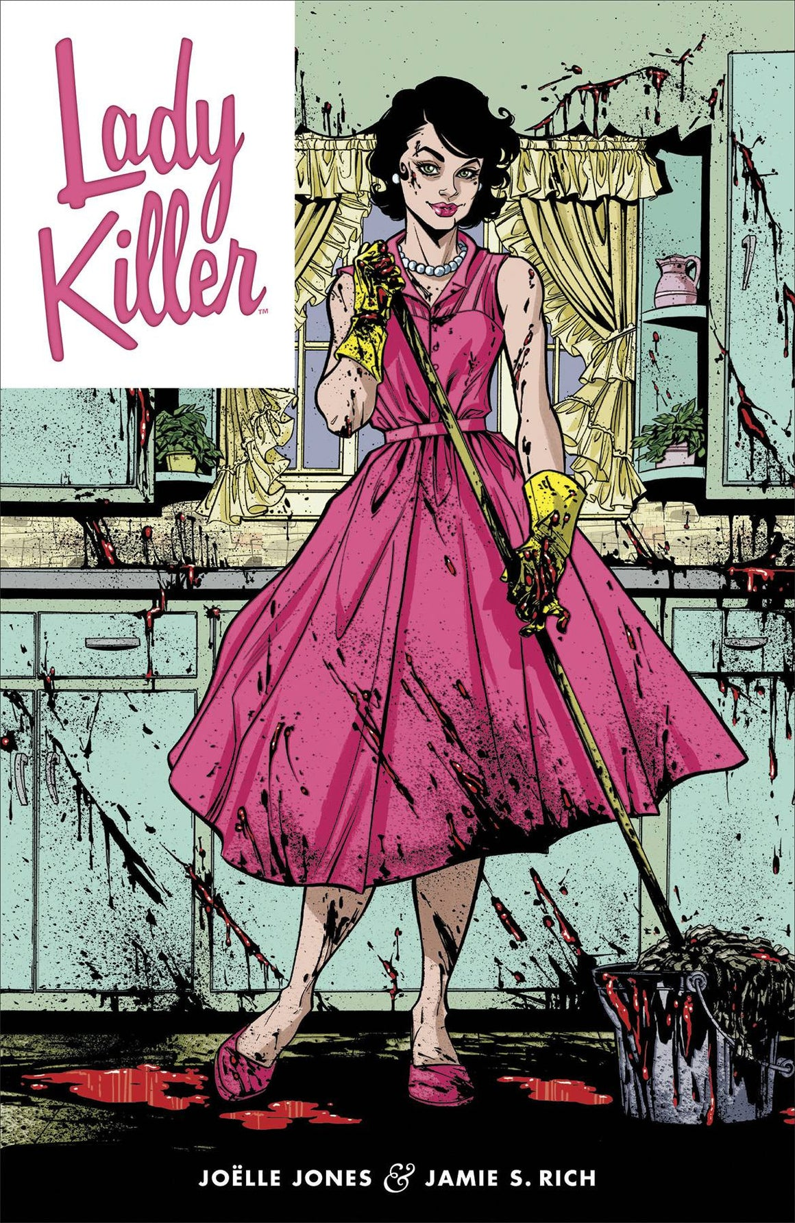 LADY KILLER TP VOL 01