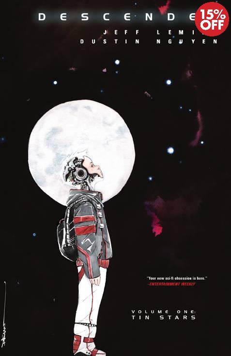 Descender Vol 01 Tin Stars