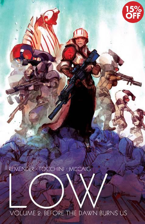 LOW VOL 02: BEFORE THE DAWN BRINGS US