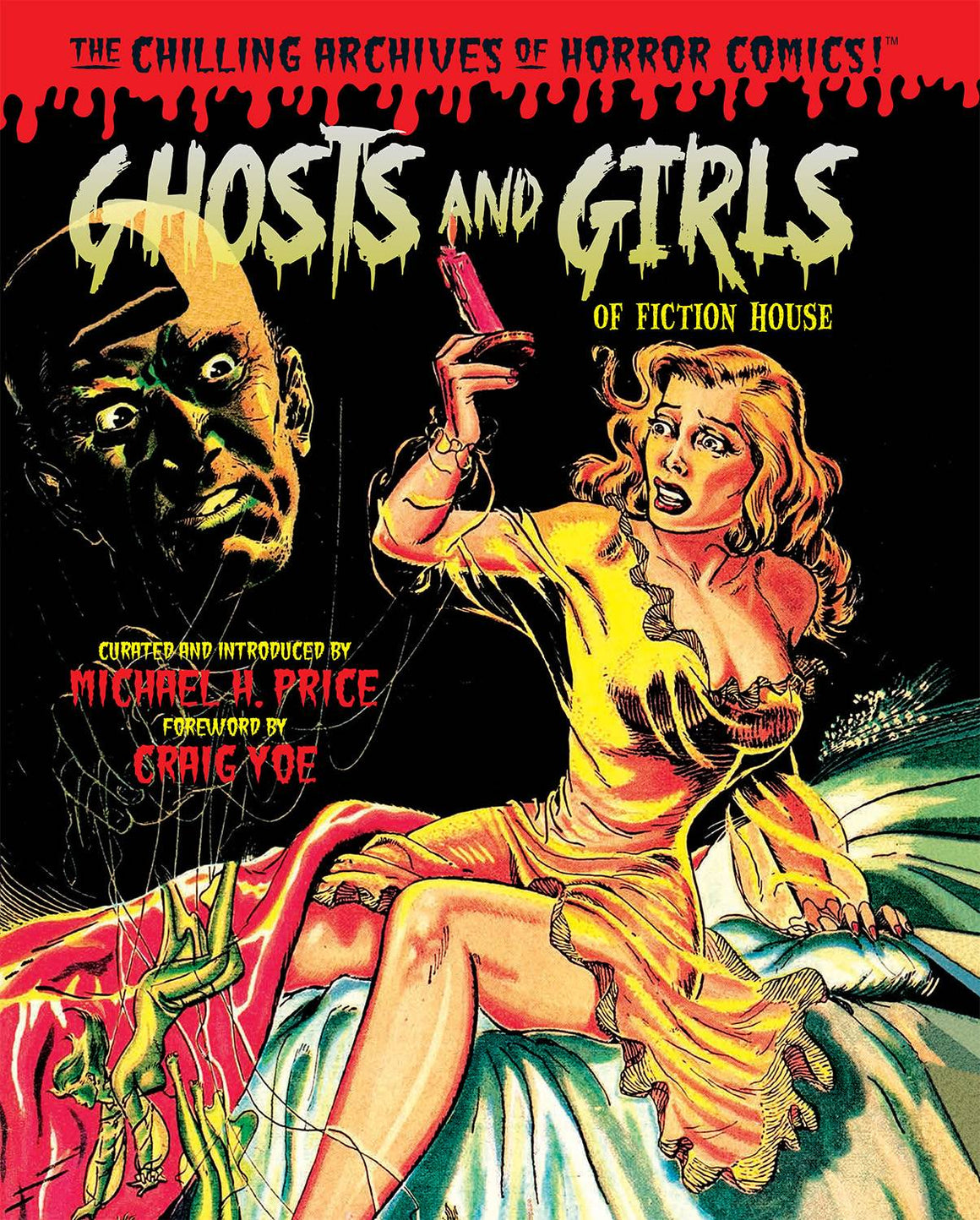 Ghost And Girls of Fiction House