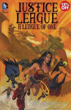 JUSTICE LEAGUE A LEAGUE OF ONE TP