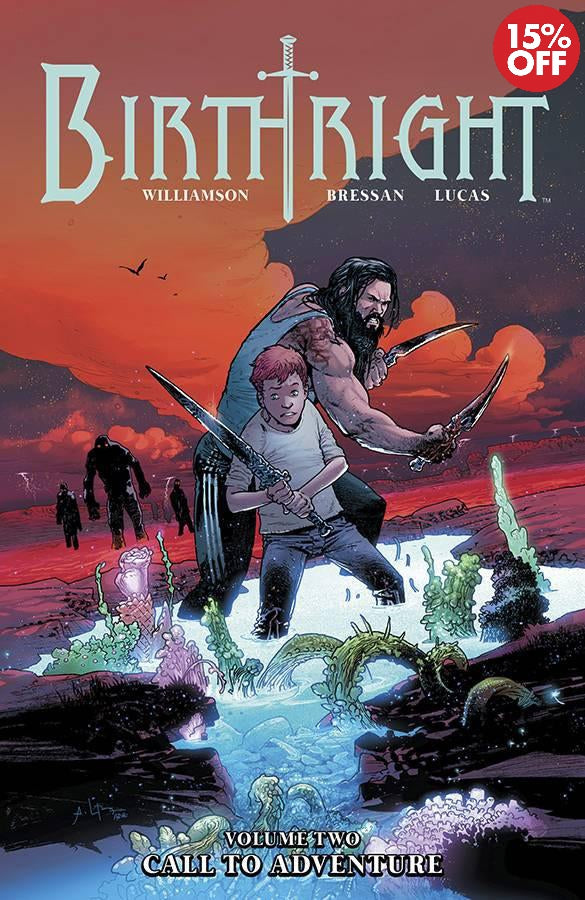 Birthright Vol 2: Call to Adventure