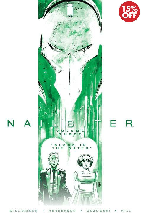 NAILBITER TP VOL 3 BLOOD IN THE WATER
