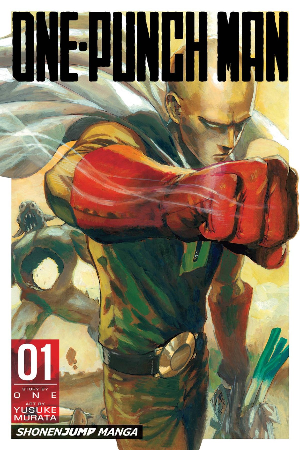 One Punch Man Vol 01