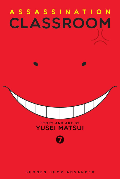 Assassination Classroom Vol 07
